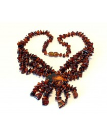 Adult amber necklace BA79