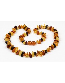 Adult Baltic amber necklace