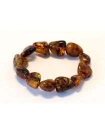 Adult amber bracelet BM62