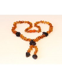 Adult Baltic amber necklace MA16