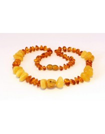Adult Baltic amber necklace MA17