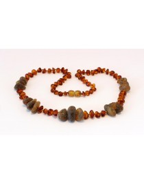 Adult Baltic amber necklace MA18