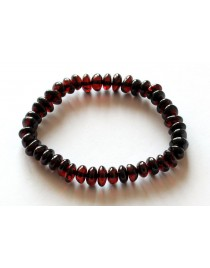 Adult amber bracelet AB150