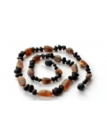 Adult amber necklace