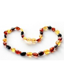 Beans Baby teething necklace