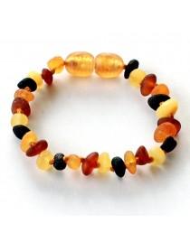 Real Baby Teething amber bracelet