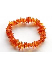 CHIP adult amber bracelet