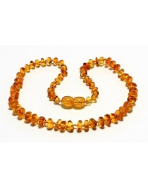 Baby Teething amber necklace