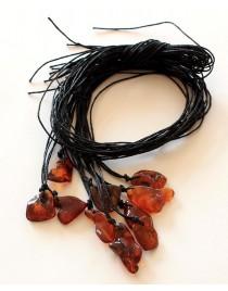 10 items Baltic Amber pendants P31