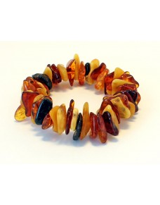 Adult amber bracelet BM44