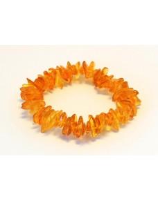 Adult amber bracelet BM46